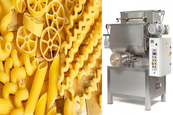 Do You Know How The Pasta Is Made?