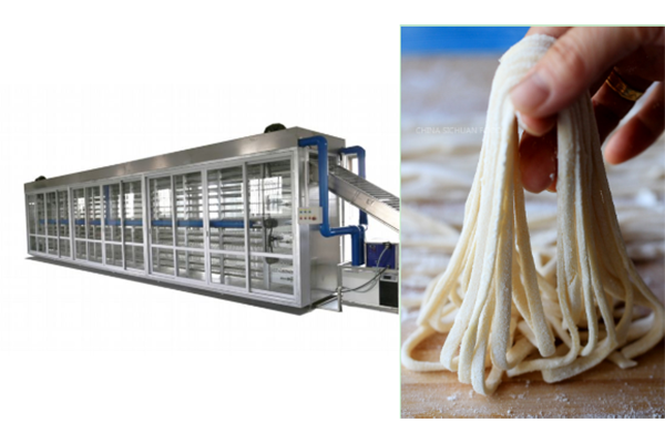 The Difference between Hand-Made Noodles and Machine-Made Noodles